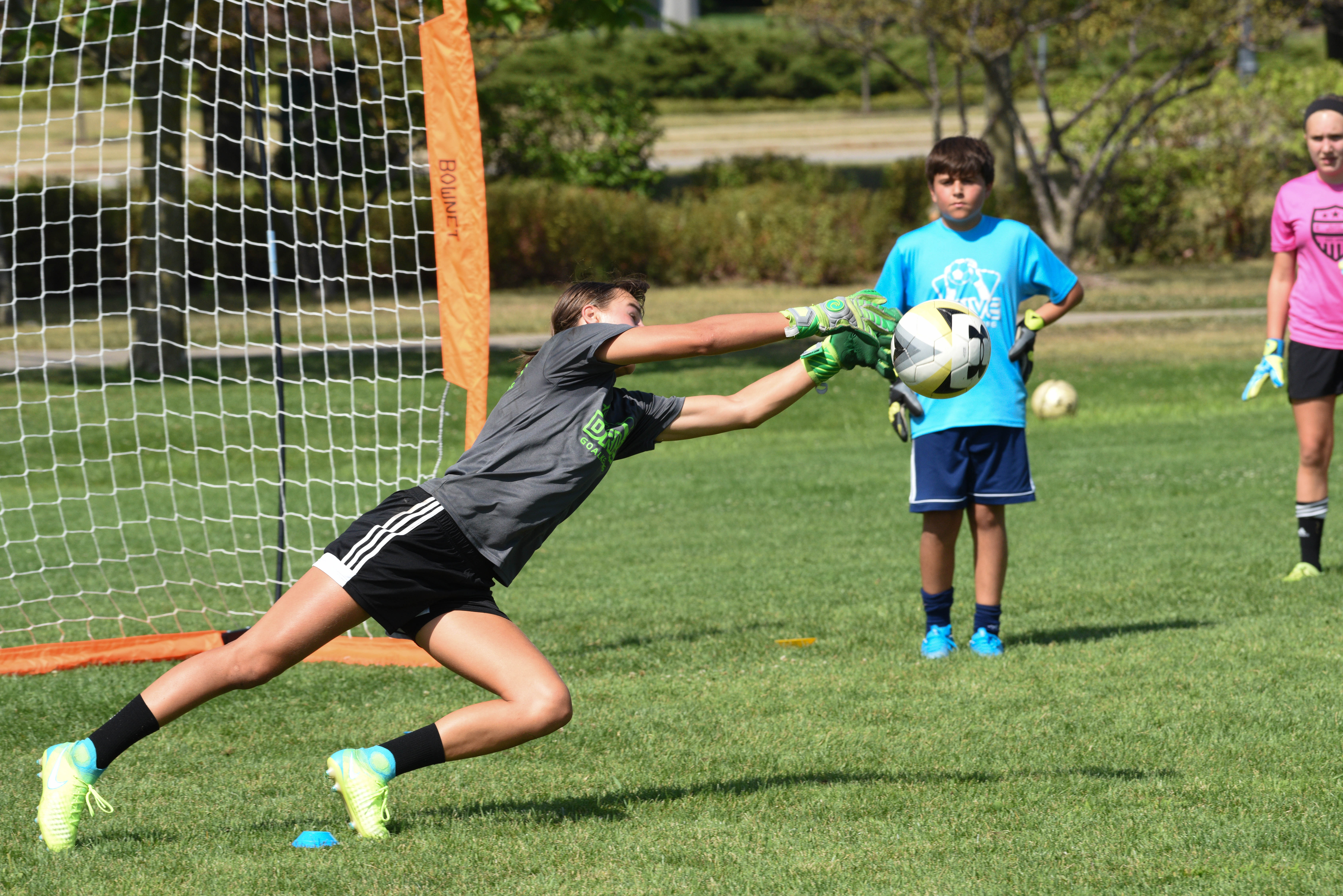 Summer Camp Drive GK Diving
